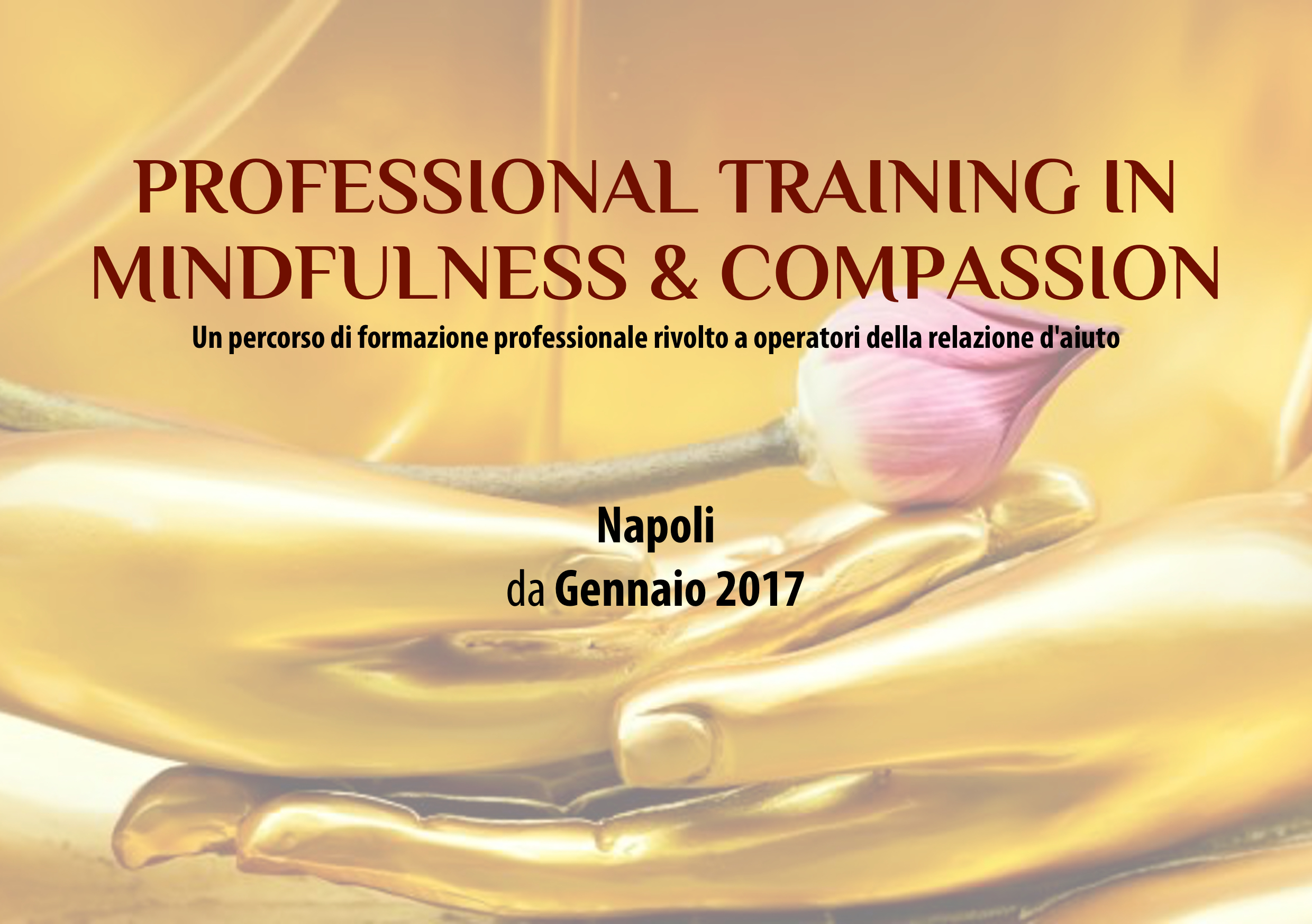 Mindfulness Professional Training a Napoli