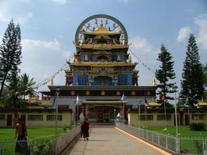 Tempio d'oro di Bylakuppe