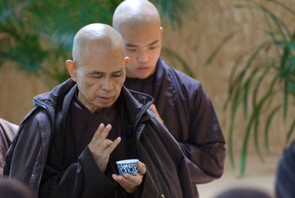 Thich Nhat Hanh – Il Buddismo Impegnato