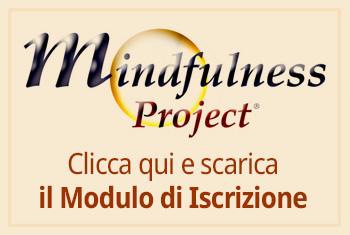 Mindfulness Project, Clicca qui e scarica il Modulo di Iscrizione